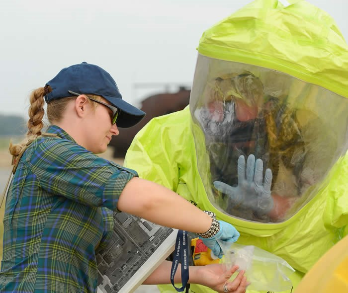 ASG Trains Emergency Responders for Hazmat and Natural Disasters