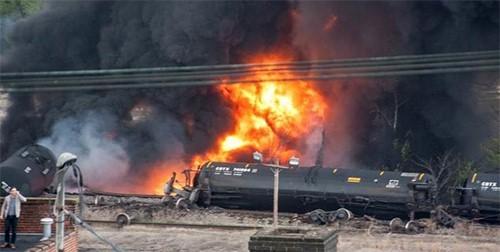 Rail Incident Response Planning