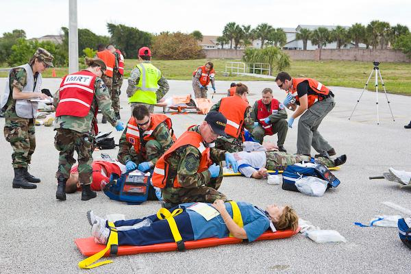 ASG Celebrates 10 Years of Training Medical Facilities for Mass Casualty Incidents
