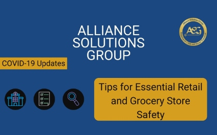 Tips for Essential Retail and Grocery Store Safety