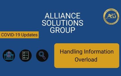 Handling Information Overload During A Crisis