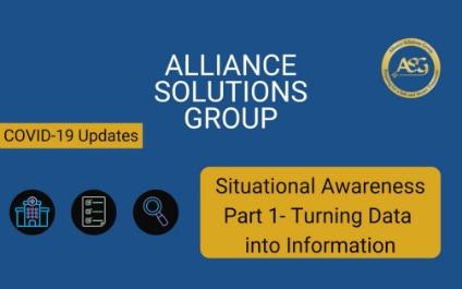 Situational Awareness Part 1: Turning Data into Information